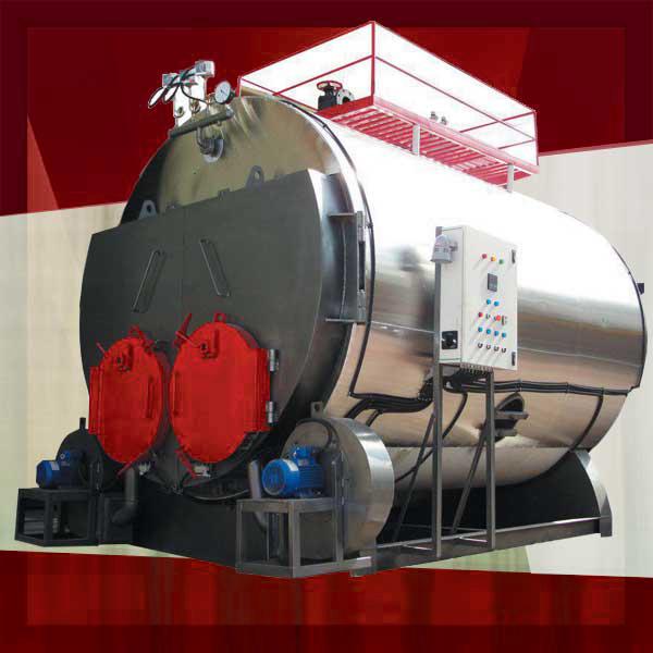 Coal Steam Boiler, Capacity:1.5-9 ton/h – Azarakhsh Boliler